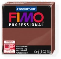 FIMO professional 85г, шоколад