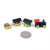 Поезд цветной игрушка
