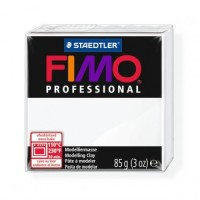 FIMO professional 85г, белый